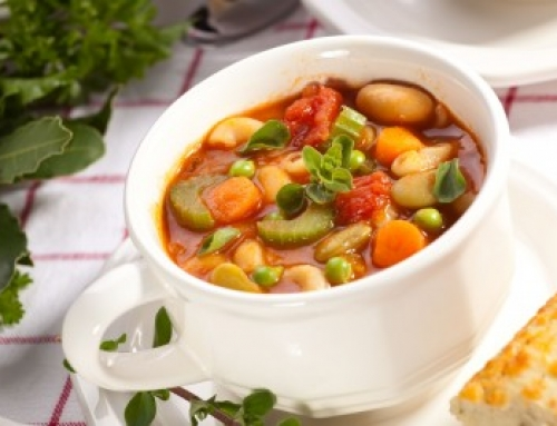 Liver Shrinking Diet – Rainbow Soup