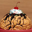 Brain Sundae with Cherry on Top. Image shot 2010. Exact date unknown.