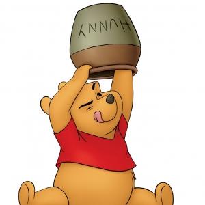 Pooh-Hunny-Winnie-the-Pooh-Wallpaper