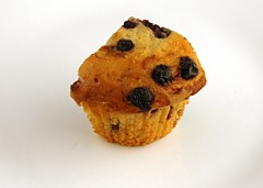 Blueberry Muffin 72 grams = 200 Calories