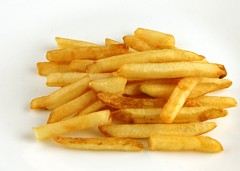 Jack in the Box French Fries 73 grams = 200 Calories