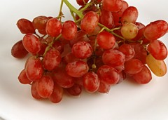 Grapes 290 grams = 200 Calories
