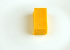 Medium Cheddar Cheese 51 grams = 200 Calories