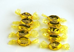 Werther's Originals Candy 50 grams = 200 Calories