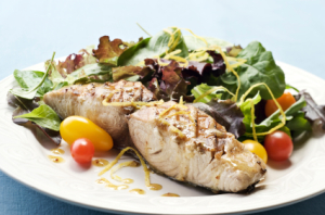 Protein and Omega-3s