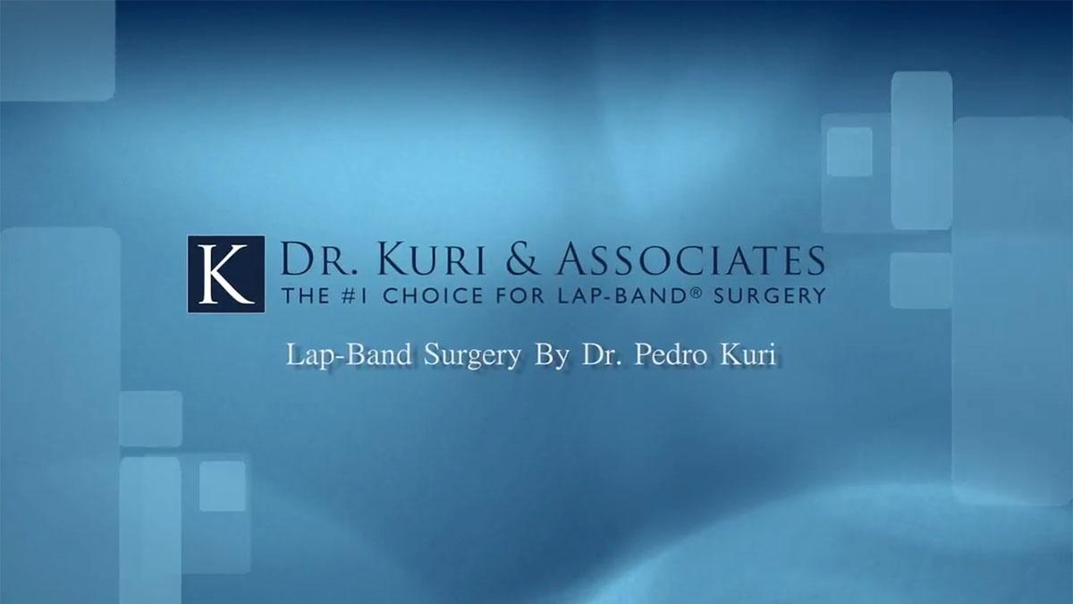 Lap-Band® Surgery with Dr. Pedro Kuri (Video)